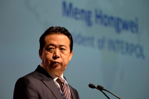 Directeur Interpol neemt ontslag na verdenkingen