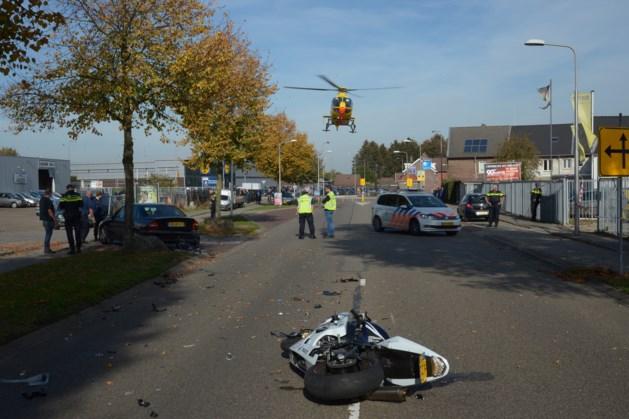 Motorrijder (25) overleden na ongeluk in Kerkrade
