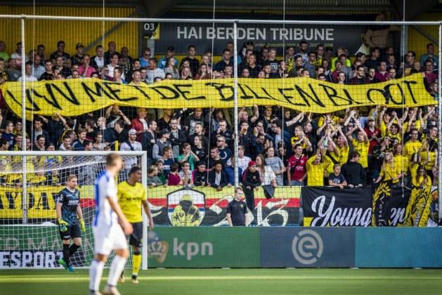 'Billenfan' VVV gestraft voor racisme