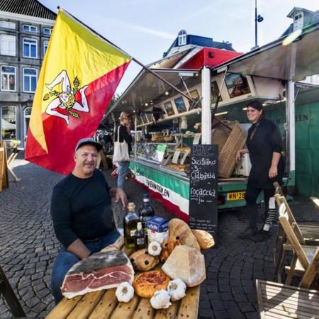 Zeeman Filippo drijft het liefst handel op de markt