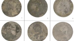 'Geheime' zilverschat na twintig jaar te zien