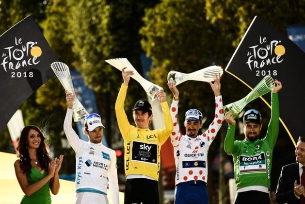 Tour de France-beker Geraint Thomas gestolen