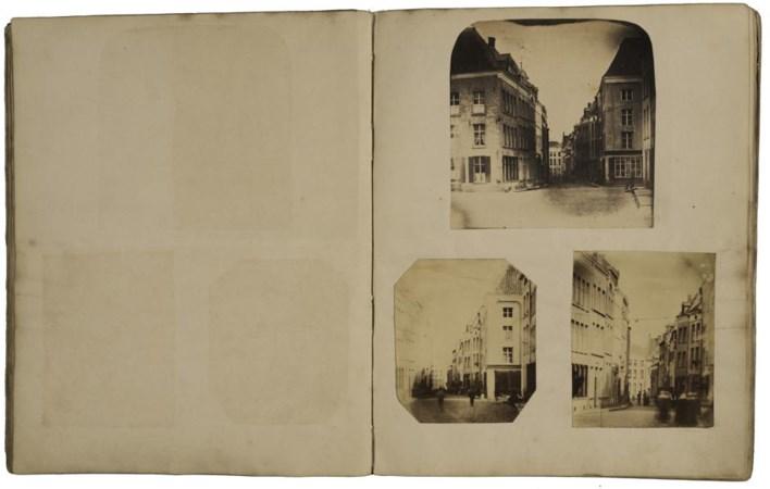 Schriftje met oudste foto's ooit gemaakt van Venlo