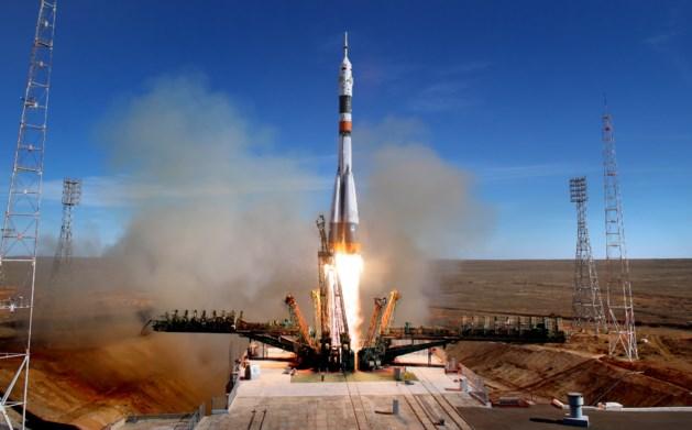 Bemanning volgend jaar alsnog naar ISS
