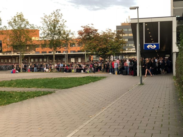 Persoon aangereden: Urenlang geen treinen tussen Roermond en Echt