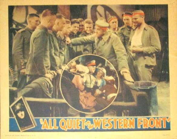 Bezoekerscentrum Leudal toont anti-oorlogsfilm