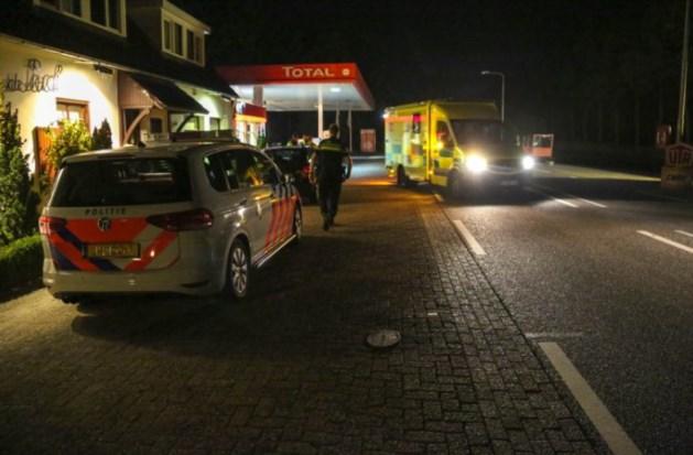Automobilist laat gewonde fietser na aanrijding achter