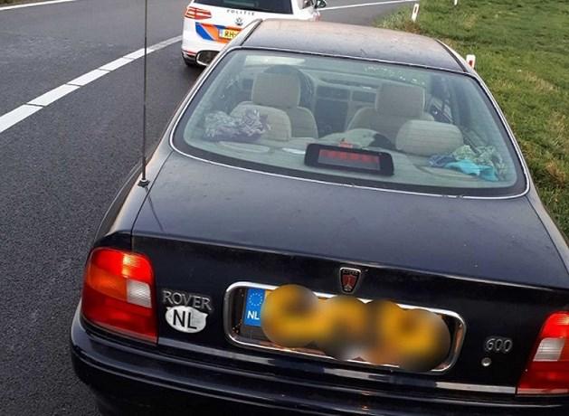 Bestuurder (61) rijdt al twintig jaar zonder rijbewijs