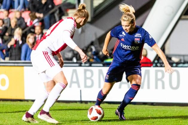 Lewerissa kan plek in kwartfinale Champions League met Ajax vergeten
