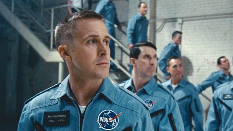 Acteur Ryan Gosling: 'Ik ging zelfs naar de plek waar Neil Armstrong opgroeide'