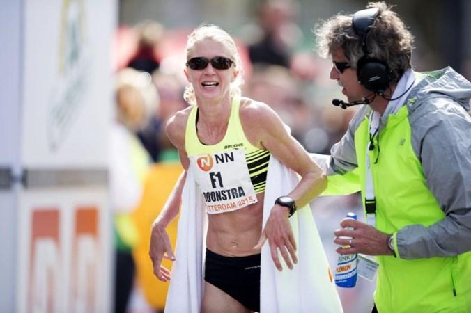 Bij marathon-favoriet Boonstra gaat het steeds weer over haar leeftijd