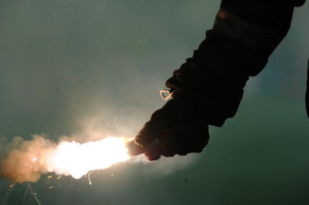 Vuurwerk legt stroomvoorziening lam in Kerkrade