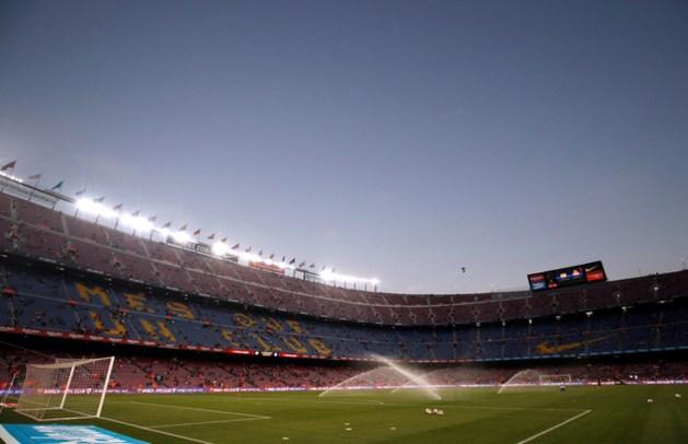 Barcelona gaat Camp Nou vernieuwen