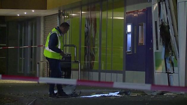 Onderzoek naar explosieven bij opgeblazen pinautomaat Geleen