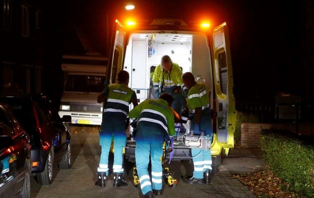 Man valt van drie meter hoogte, slachtoffer zwaargewond