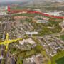 Laatste grote klus rond Noorderbrug Maastricht: rotonde wordt kruising