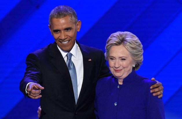 Post met explosieven Clintons en Obama's onderschept