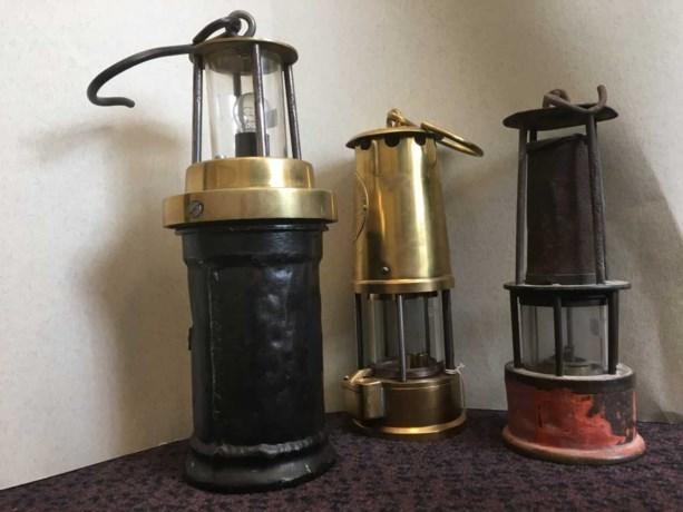 Oude mijnlampen krijgen modern jasje