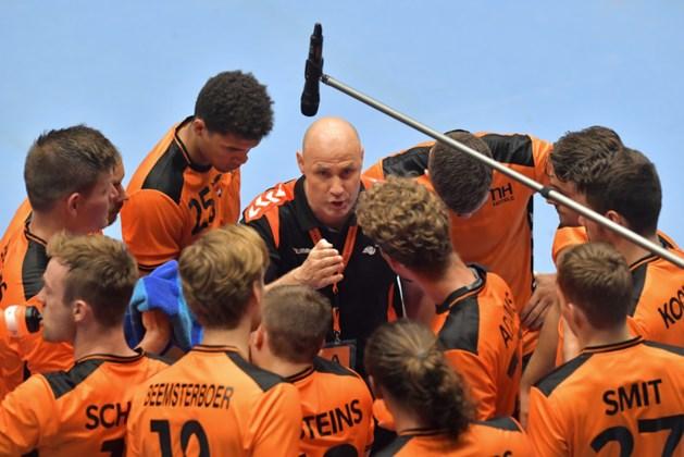Makkelijke zege handballers tegen Estland