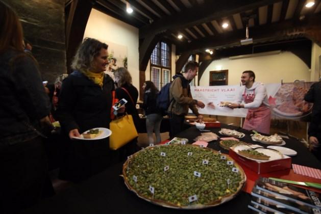 Limburg heeft met kiwibes een nieuwe zoete vlaai met veel vitaminen