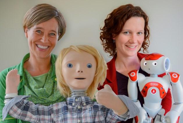 Sociale robots van Zuyd winnen publieksprijs RAAK-award