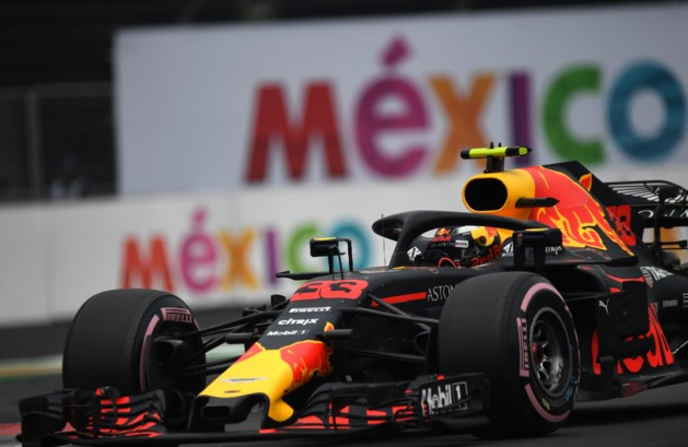 Live: Verstappen soeverein in Mexico