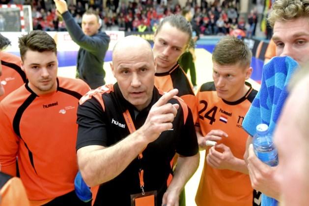 Handballers verliezen van Letland in EK-kwalificatie