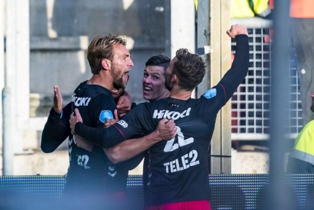 Janssen kopt FC Utrecht naar derde zege op rij