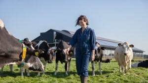 Boer-Zoekt-Vrouw boerin Agnes op de bres voor collega's