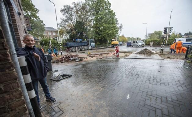 Automobilist uit Amstenrade kan zelf stoplicht bedienen