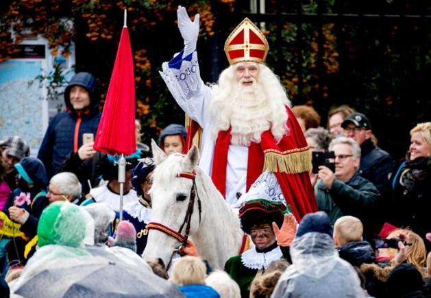 Afzettingen en toegangspoortjes bij landelijke intocht van Sinterklaas