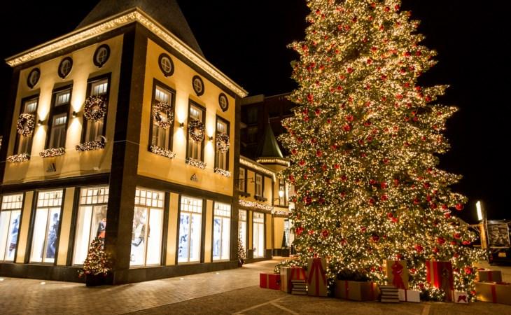 Designer Outlet Roermond pakt uit met kerstevenement