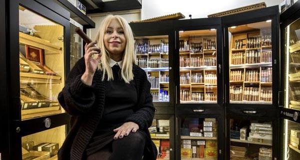 Vroeger kocht iedereen een doos voor opa, maar nu is de sigarenzaak dicht