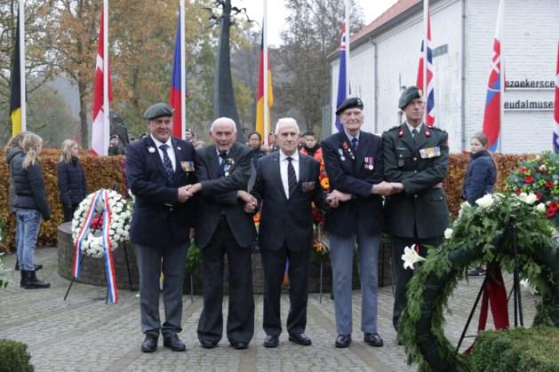 Internationale herdenking Monument van Verdraagzaamheid