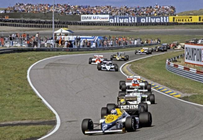 Alleen historie pleit voor Formule 1 in Zandvoort