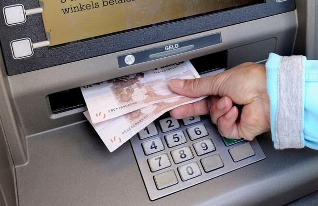 Geldautomaat wordt geel en gaat Geldmaat heten