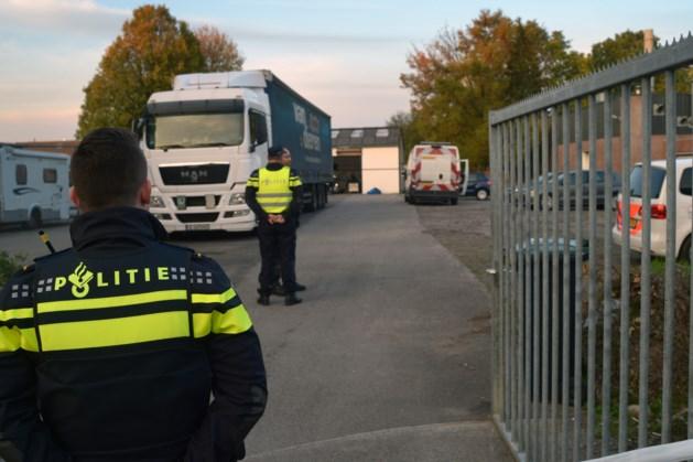 Video: Grote opslagplaats voor drugs na melding ontdekt