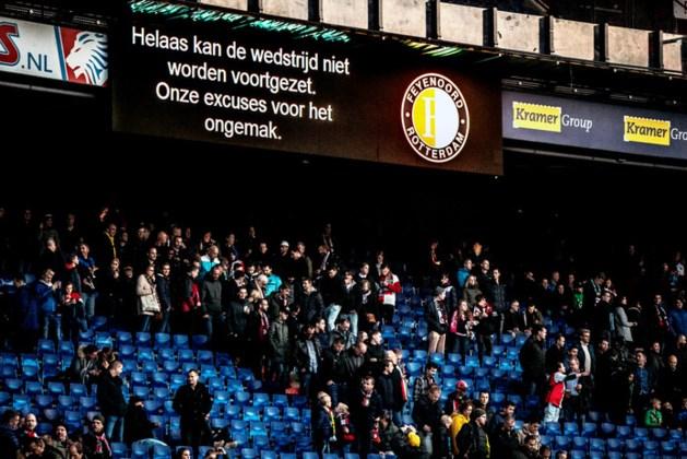 Feyenoord - VVV wordt donderdag 6 december ingehaald