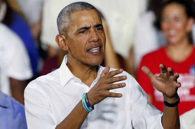 Obama roept op te stemmen voor verkiezing