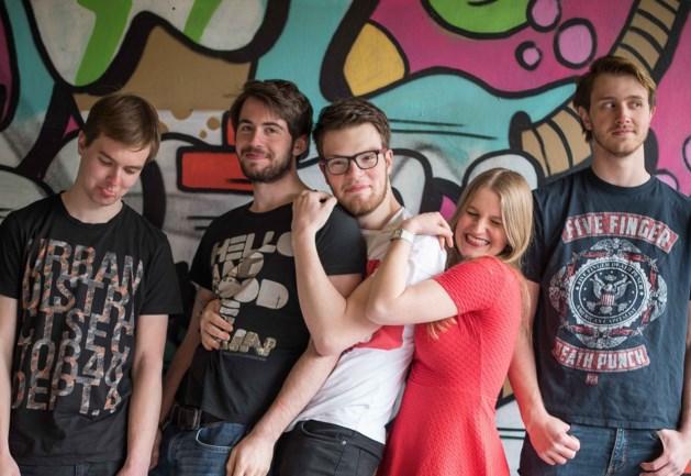 Heerlense band A Minor Problem kondigt debuutplaat aan