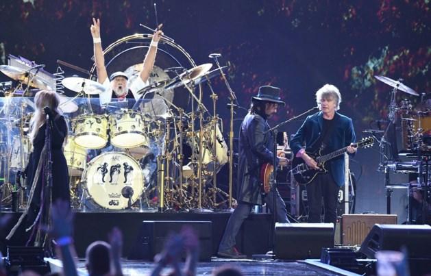 Fleetwood Mac sluit vijftigste editie van Pinkpop af