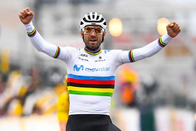 Valverde: 'Ik ben nooit betrapt op doping'