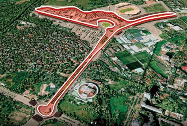 Formule 1 strijkt in 2020 neer in Vietnam