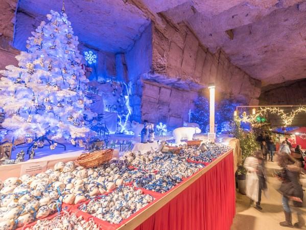 Kerststad Valkenburg: win 2 tickets voor 2 kerstgrotten