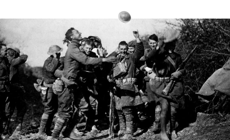 De laatste doden van de Eerste Wereldoorlog
