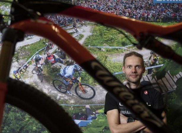 Mountainbiker Erwin Bakker terug na levenslange schorsing
