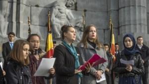 Limburgse scholieren bij WO I-herdenking: 'Hier steken ze veel meer van op'