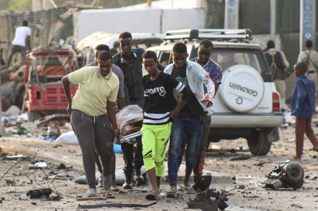 Veel doden door bomaanslag bij hotel Mogadishu