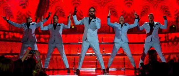 Backstreet Boys komen naar Nederland