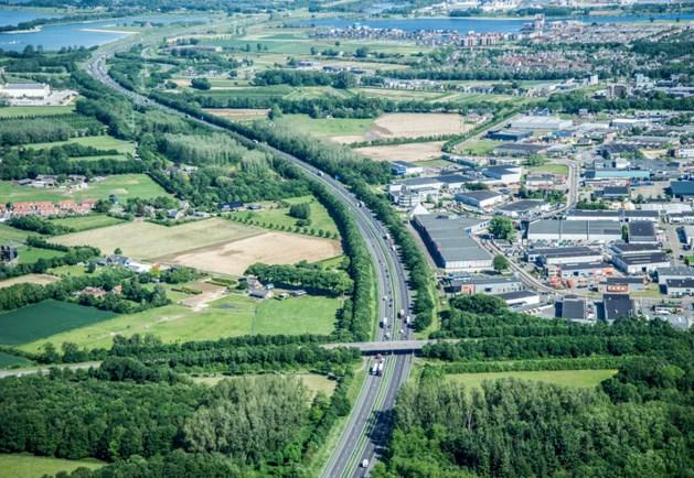 A73 naar het zuiden richting Venlo afgesloten